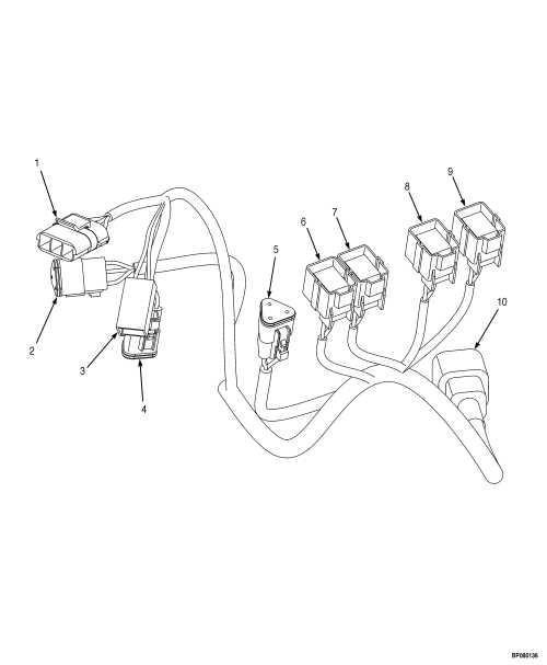 Loop Wire Harness