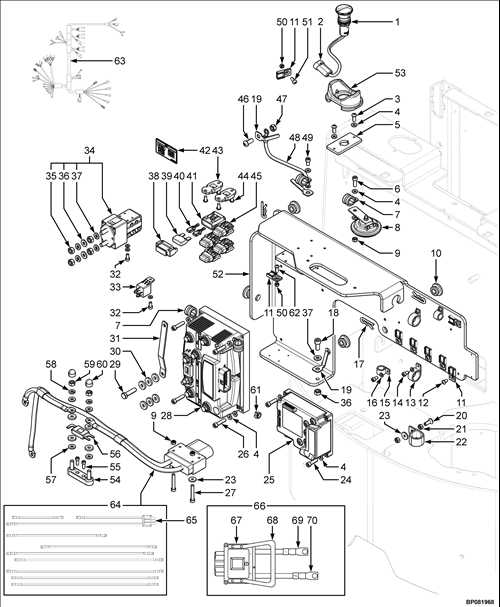 Control Panel For Models Mo20