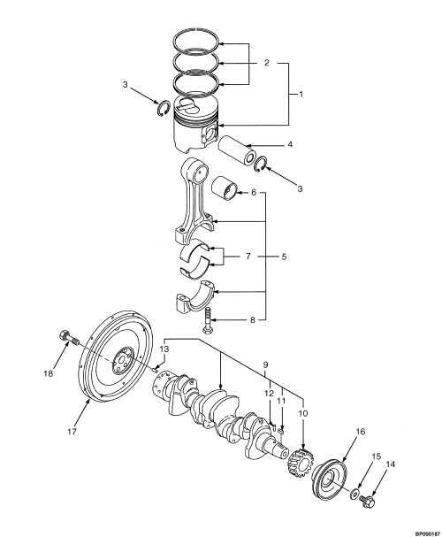 Engine Assembly Yanmar