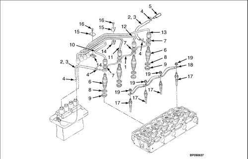 Kubota Injector Diagram
