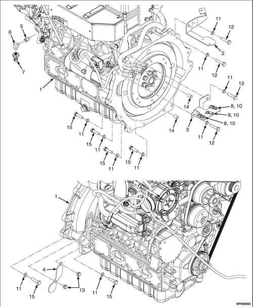 Engine Assembly Kubota Lpg
