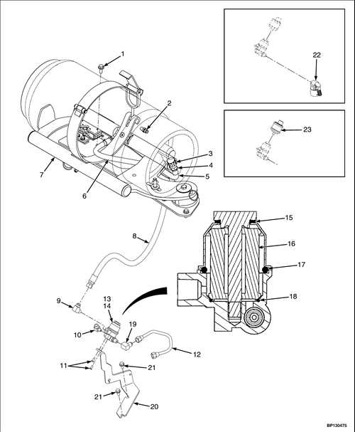 Yale Fuel Pump