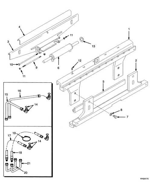 Attachments And Header Hose Group